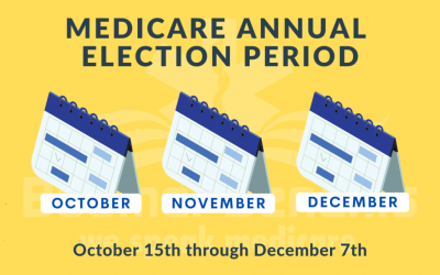 2022 Medicare Annual Election Period Is Here!